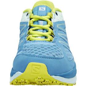 Salomon Sense Pulse Trailrunning Shoes Dam mist blue/igloo blue/gecko green
